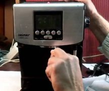 Do-it-yourself coffee maker repair