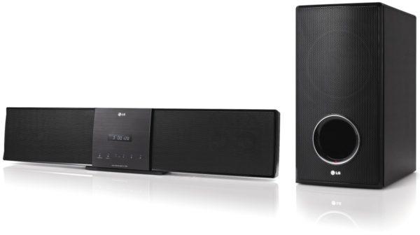 Soundbar LG HLT45W