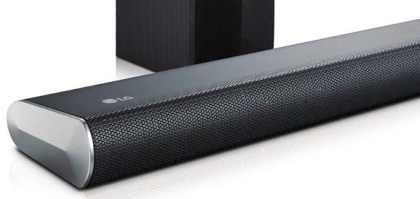 Soundbar LG LAS551H