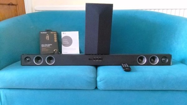 Soundbar LG SH3B