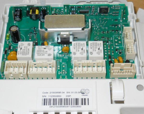 Module de commande électronique machine à laver Indezit
