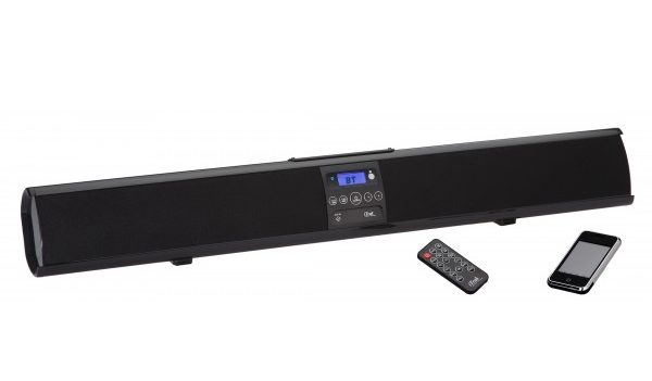Soundbar op afstandsbediening en bluetooth-bediening