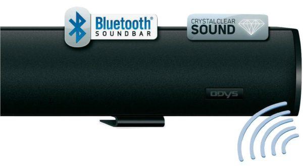 Soundbar met Bluetooth-verbinding