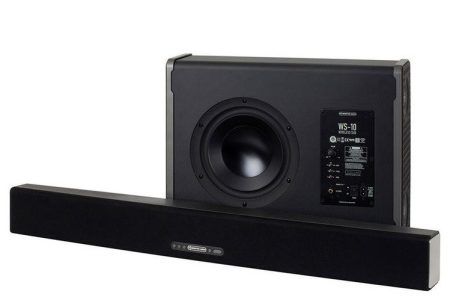 Systeem met soundbar