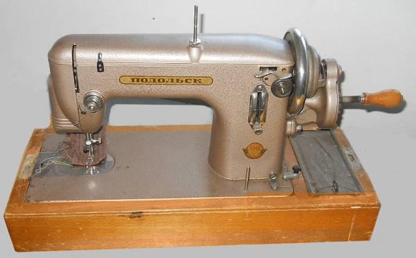 Machine à coudre Podolsk