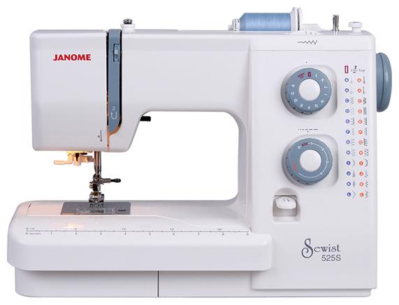 JANOME Kanal Çalışması 525