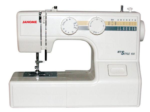 Janome mon style 100