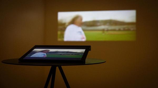 Tablet projektor