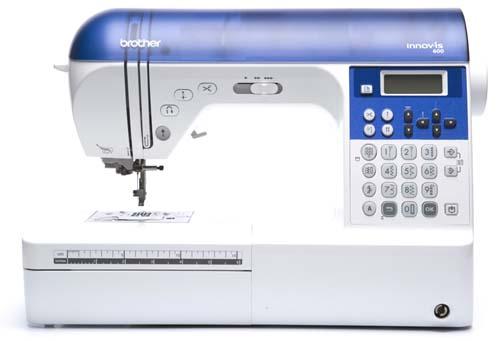 Elektronik dikiş makinesi