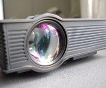 Gray projector