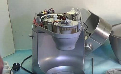 Réparation du robot ménager