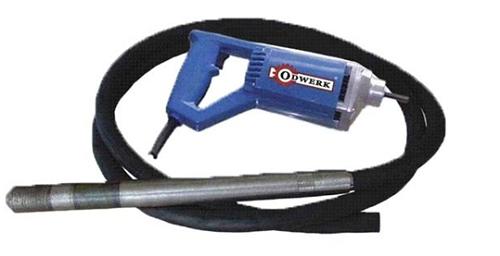 Beton büzülme için vibratör