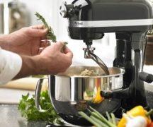 Șlefuirea într-un procesor de bucătărie