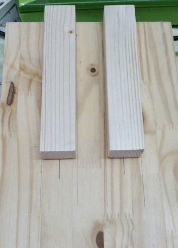 Disposition du bloc vertical 1