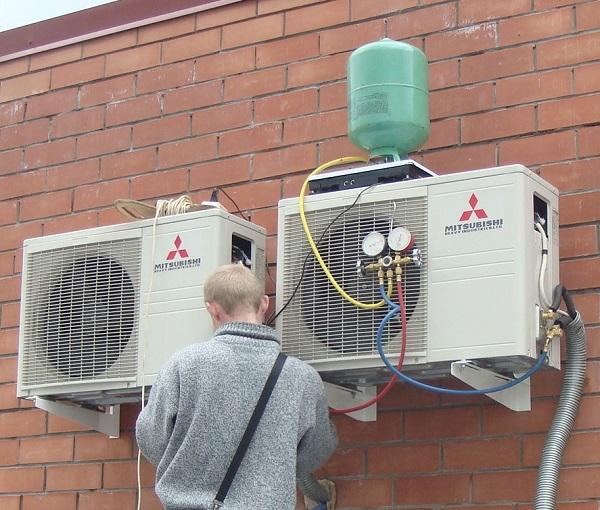Recharge pour climatiseur