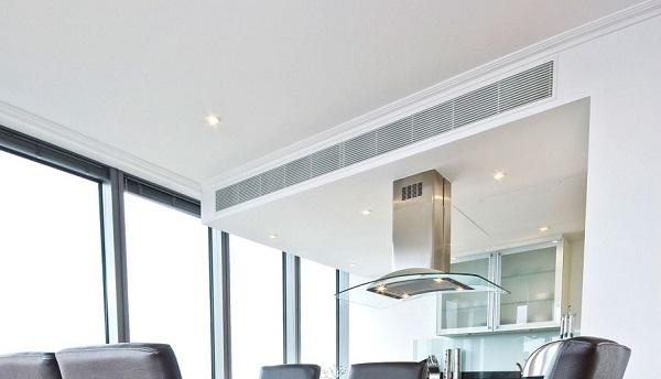 Climatisation de plafond