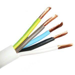 Beş kablo yaşadı