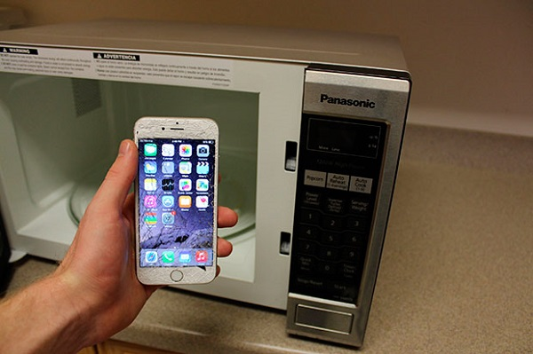 Mikrodalga ve telefon
