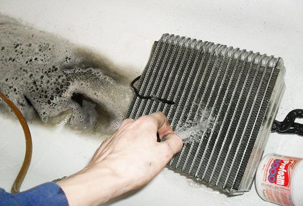 Eşanjör yıkama