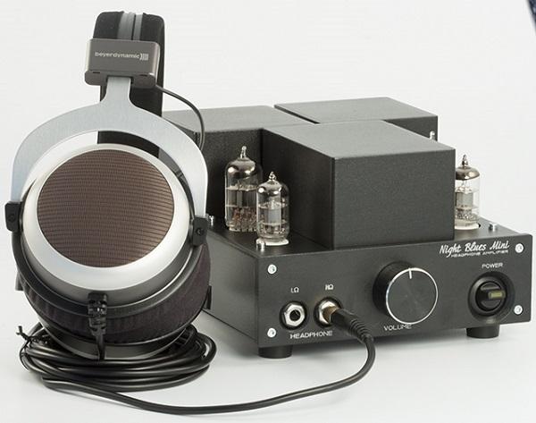 Tube hovedtelefonforstærker