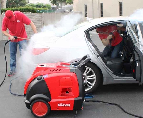 Nettoyage du générateur de vapeur