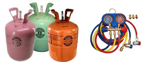 Cylindres Réfrigérants