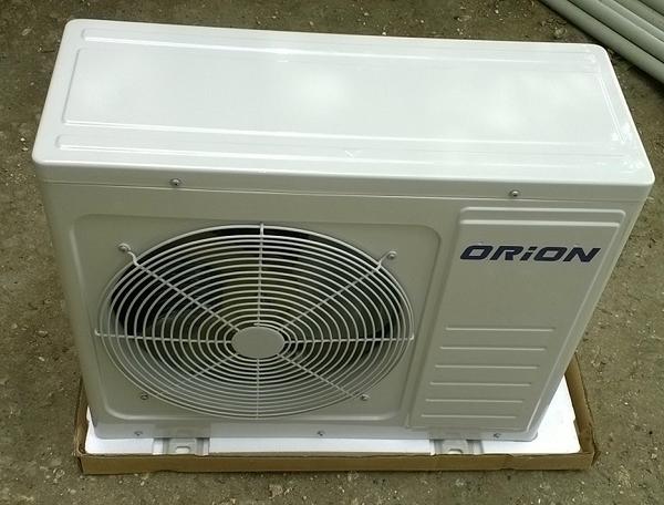 Aircondition udendørs enhed