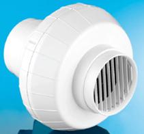 Csatorna ventilátor opció 2
