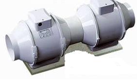 Párhuzamos ventilátorok