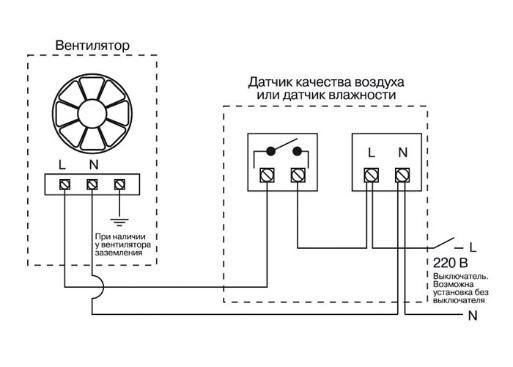 Kredsløb med sensorer