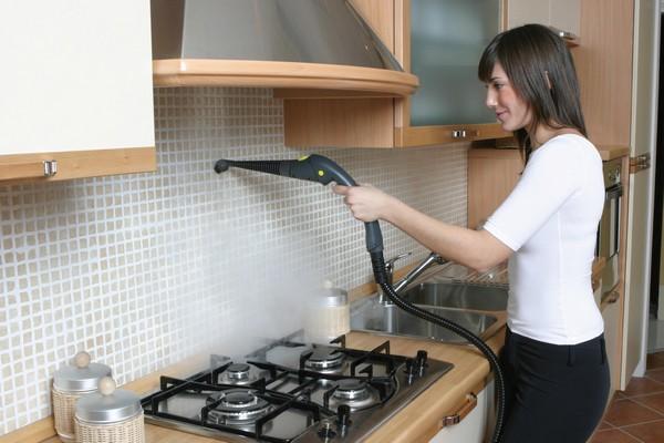 L'utilisation d'un générateur de vapeur dans la cuisine