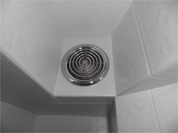 Ventilator til badeværelset