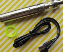 Aufladen der E-Zigarette