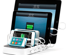 Docking station for recharging