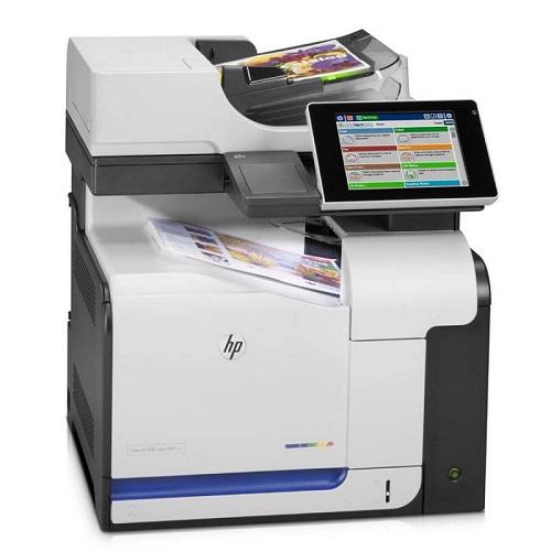 HP LaserJet Pro 500 farge MFP M570dn