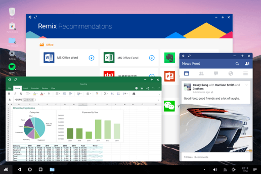 Android Remix OS
