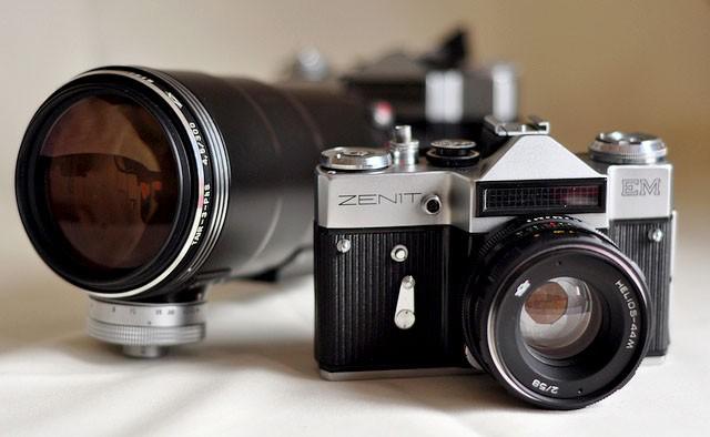 Caméra Zenith