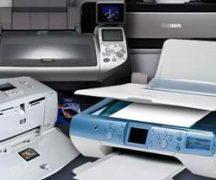 Tintenstrahl- oder Laserdrucker