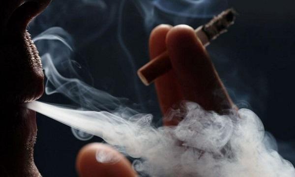 Sigarettrøyk