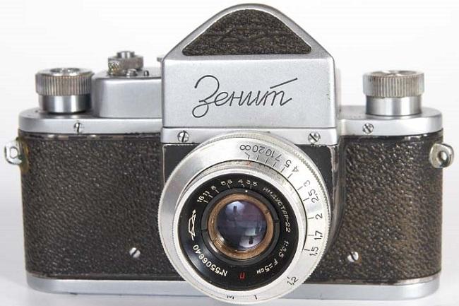 Caméra populaire Zenith