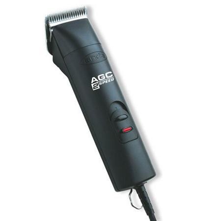 Andis AGC-2 Geschwindigkeit