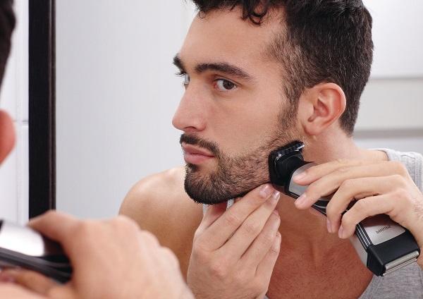 Soin de la barbe