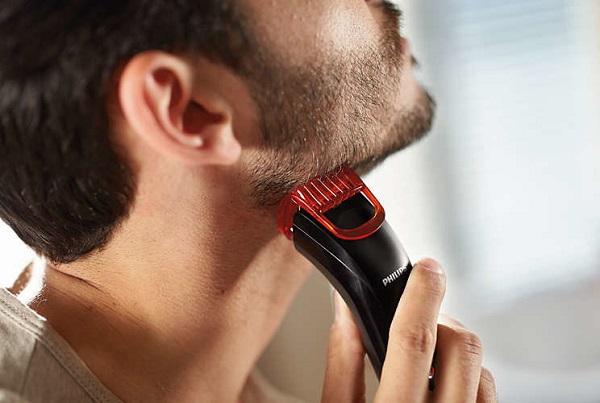 Applicazione trimmer per capelli