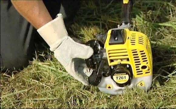 Çim biçme makineleri