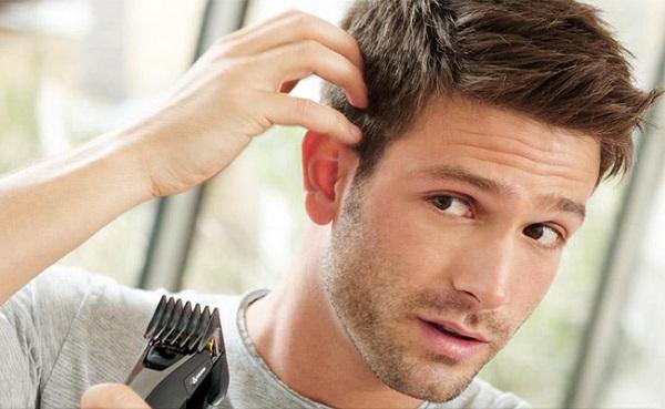 Selbst haarschnitt
