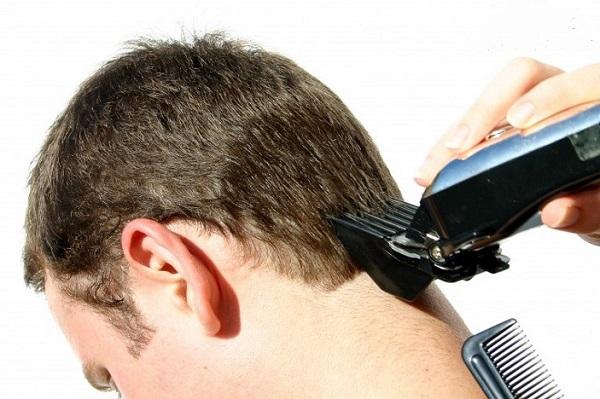 Användningen av hårklippare