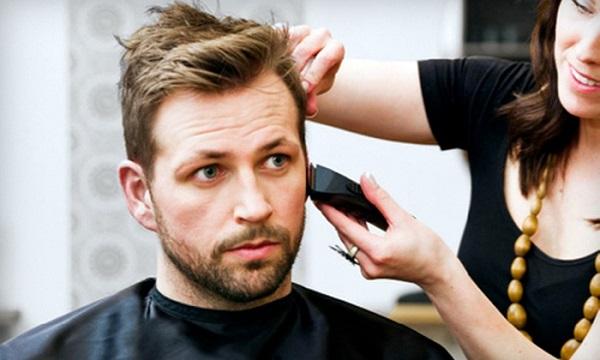Temporaler Haarschnitt