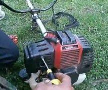 Trimmer maintenance