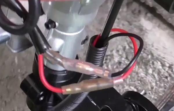 Connexion filaire