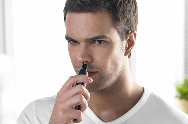 Tondeuse à cheveux de nez